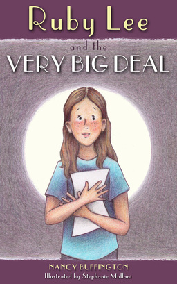 Ruby Lee and the Very Big Deal Cover
